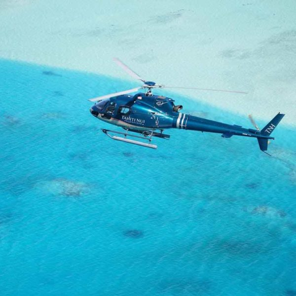 helicoptere moorea