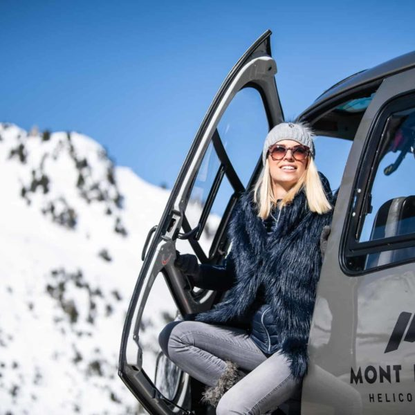 Megève - Mont Blanc Hélicoptères