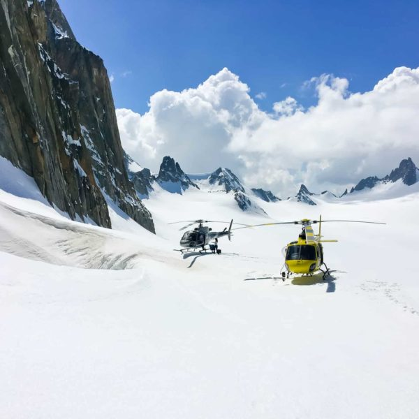 Helicopteres courchevel mont blanc helicopteres