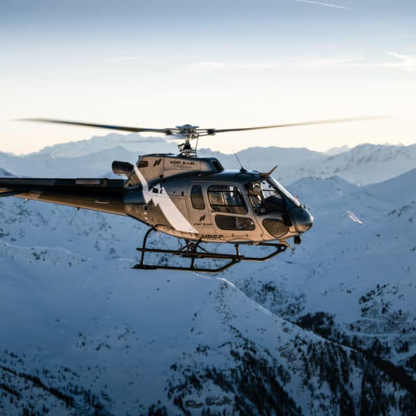 Mont Blanc Helicopteres