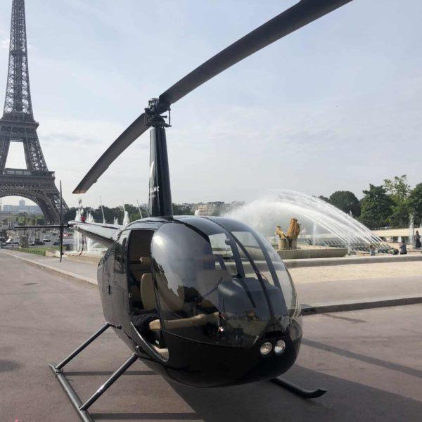 Mont Blanc Hélicoptères Paris
