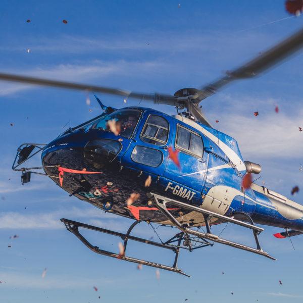 hélicoptère gap hdf