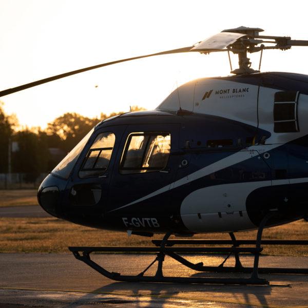 helicoptere aerodrome