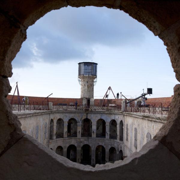 Intérieur Fort Boyard
