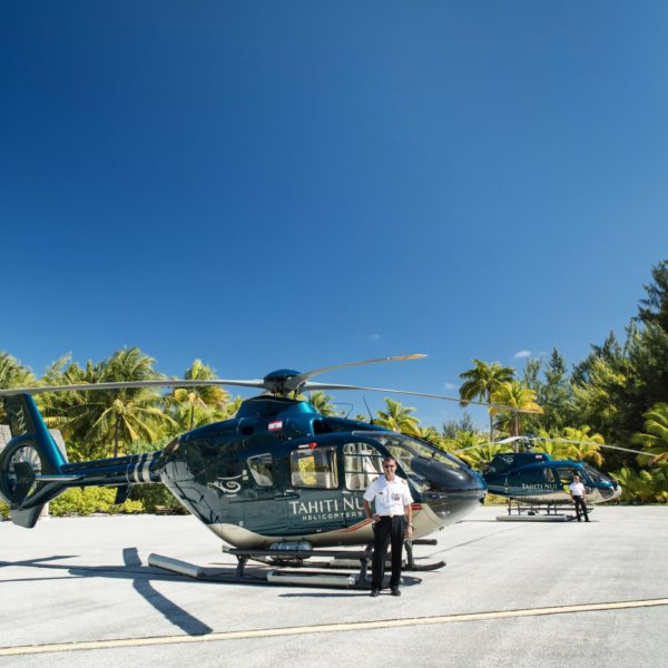 helicoptere moorea pilote