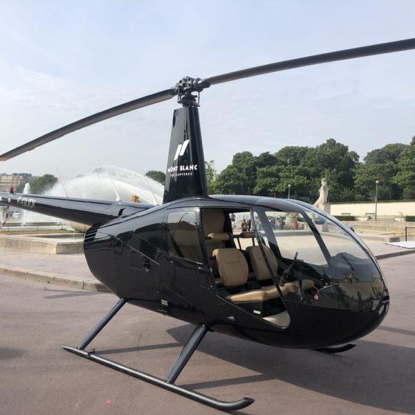 helicoptere paris pilotage