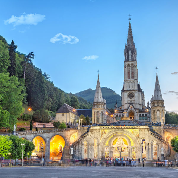 lourdes helicoptere