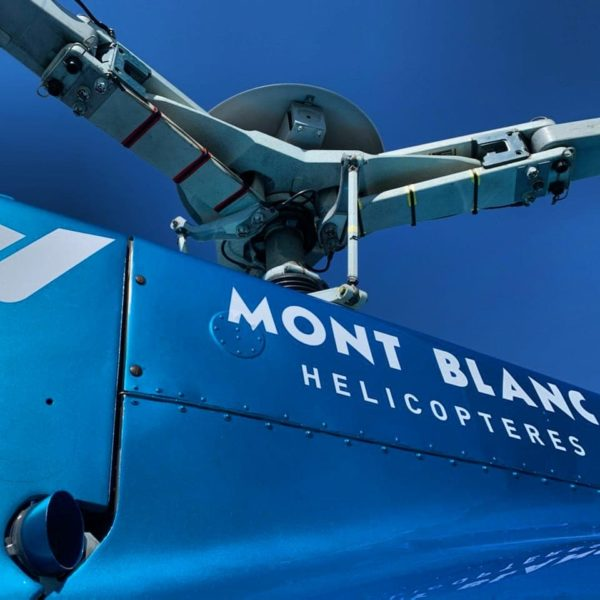 Mont Blanc Helicopteres Lyon
